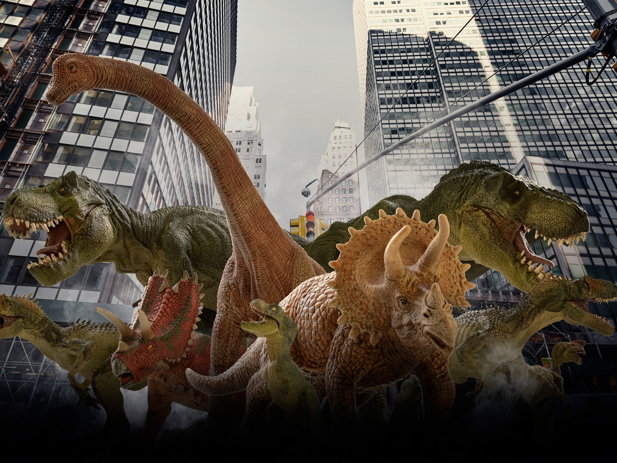 Dinosaurios 2 en Teatro del Parque Interlomas