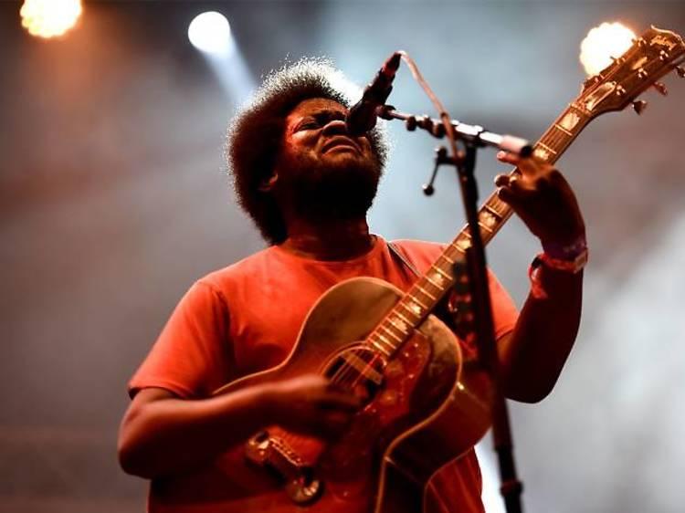 Michael Kiwanuka: del cel i de la terra