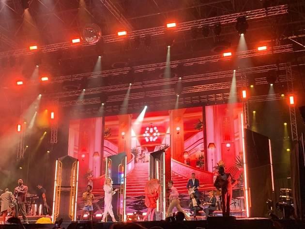 Kylie Minogue, Cruïlla 2019