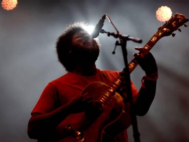 Michael Kiwanuka, Cruïlla 2019