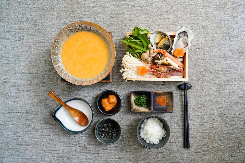 Bincho at Min Jiang