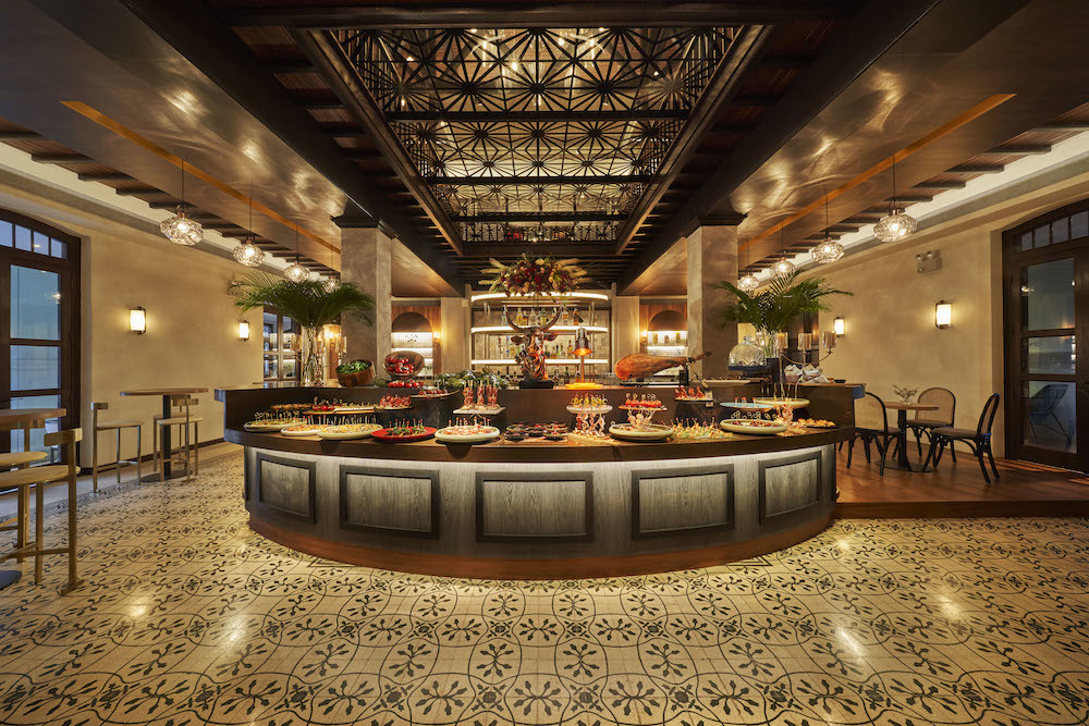 Hot new restaurants and cafés