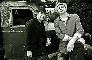 Joan Pau Cumelles & Miguel Talavera