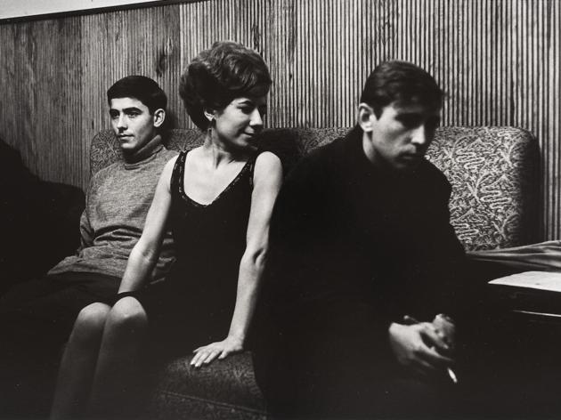 Serrat, Núria Feliu i Raimon (1976), d'Oriol Maspons