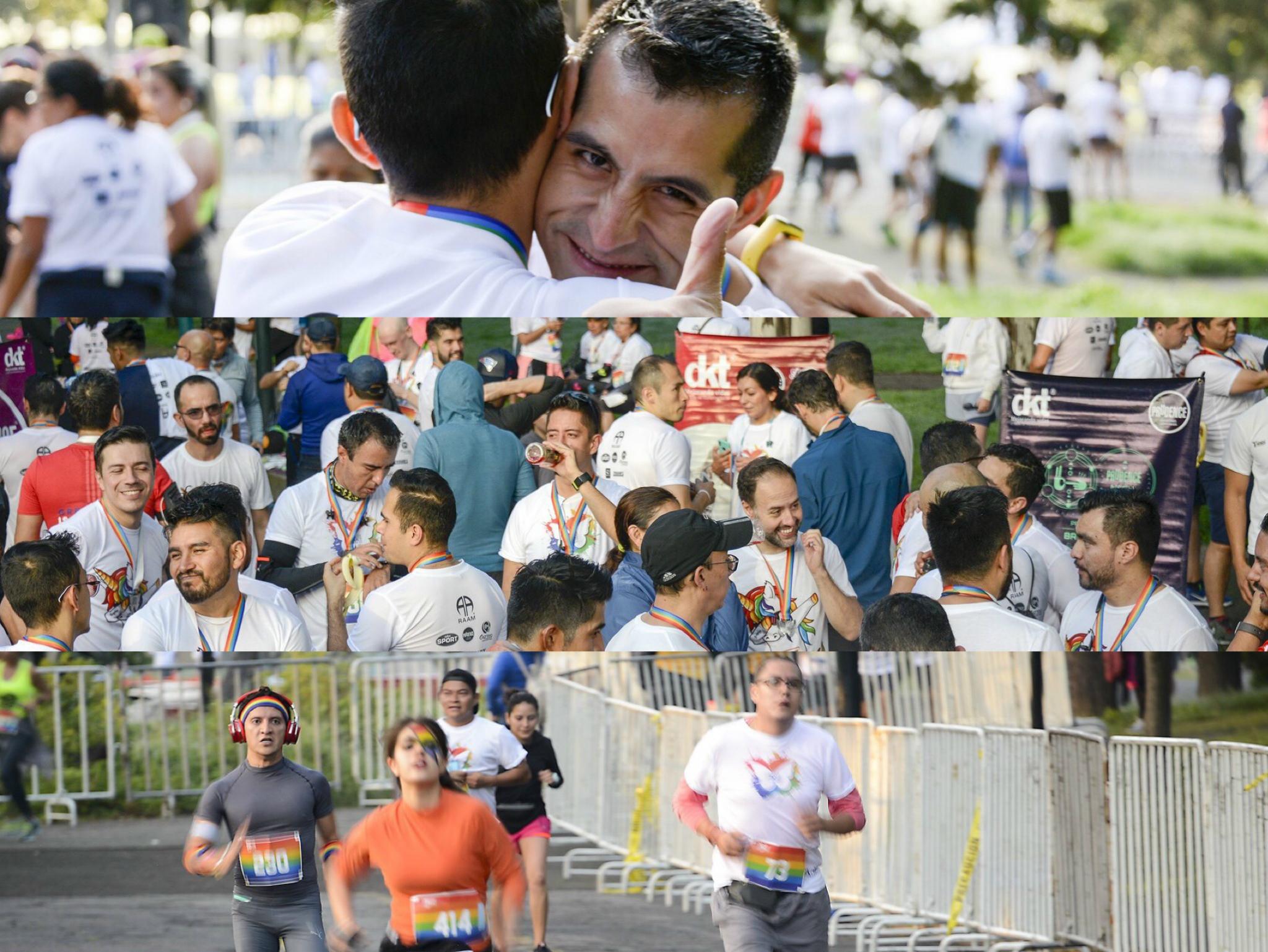 Pride Race LGBT+