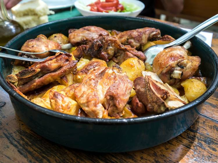 Indulge in Istrian cuisine