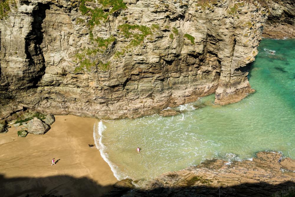 Bossiney Haven, Cornwall