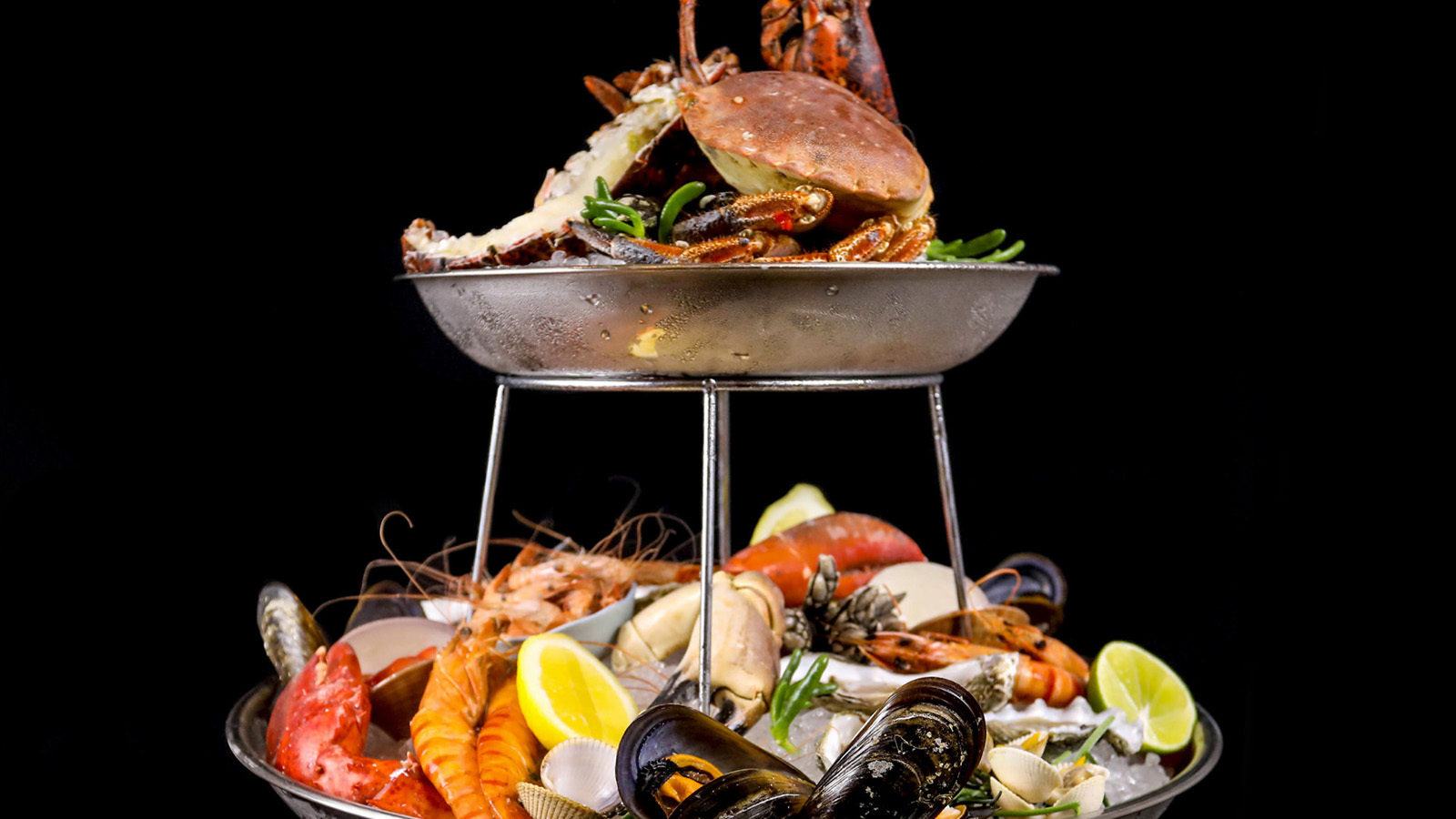 Seafood sunday no Ritz