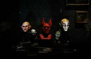 En casa con monstruos (Foto: Mariana Guillén)