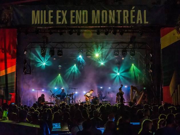 Mile Ex End Montréal