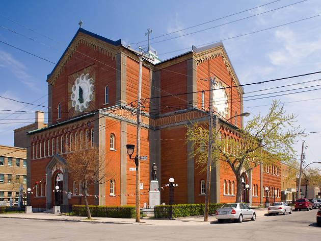 Église Madonna della Defesa