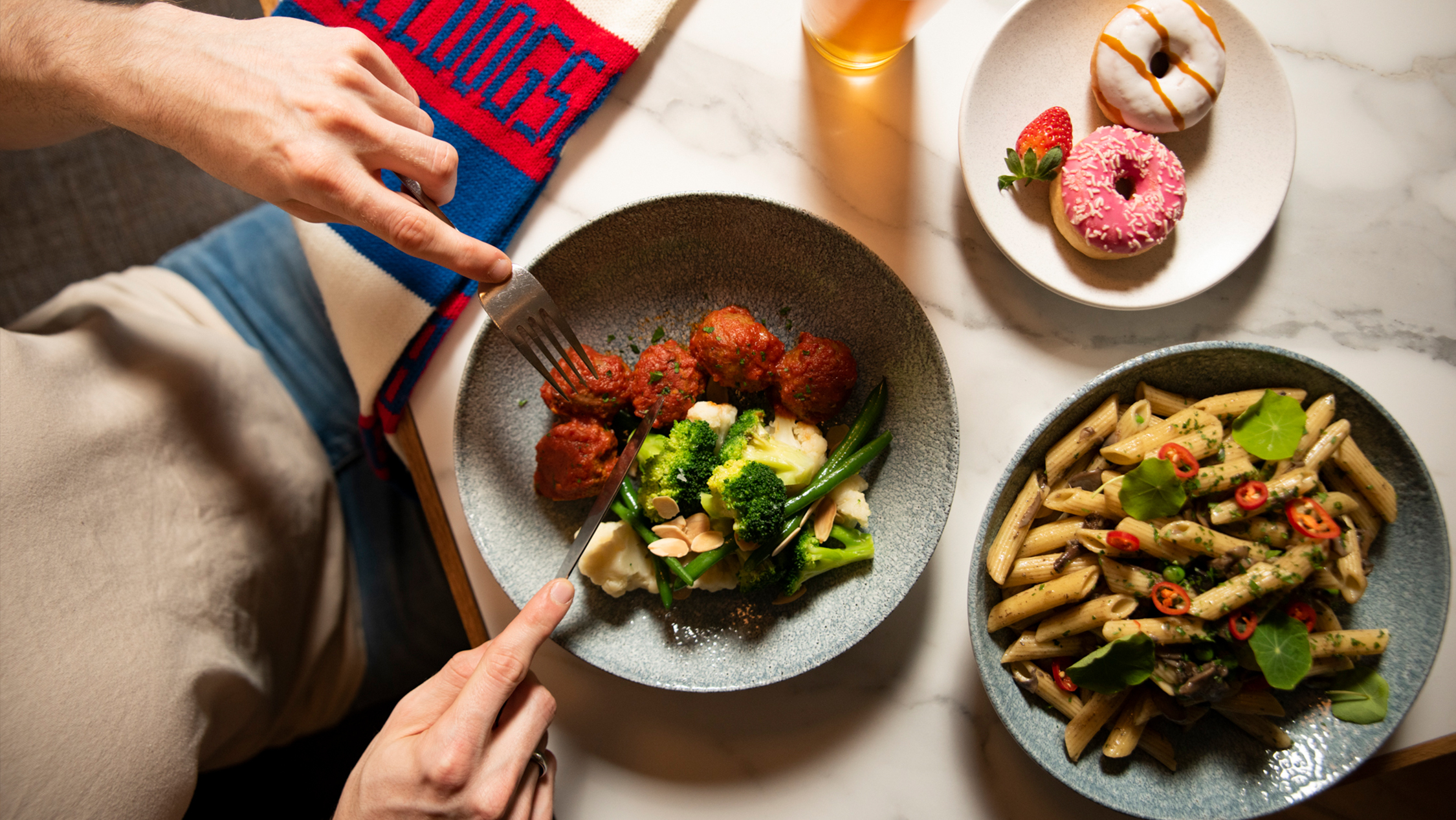 Score a footy lover's feast every MCG match day at the Cliveden