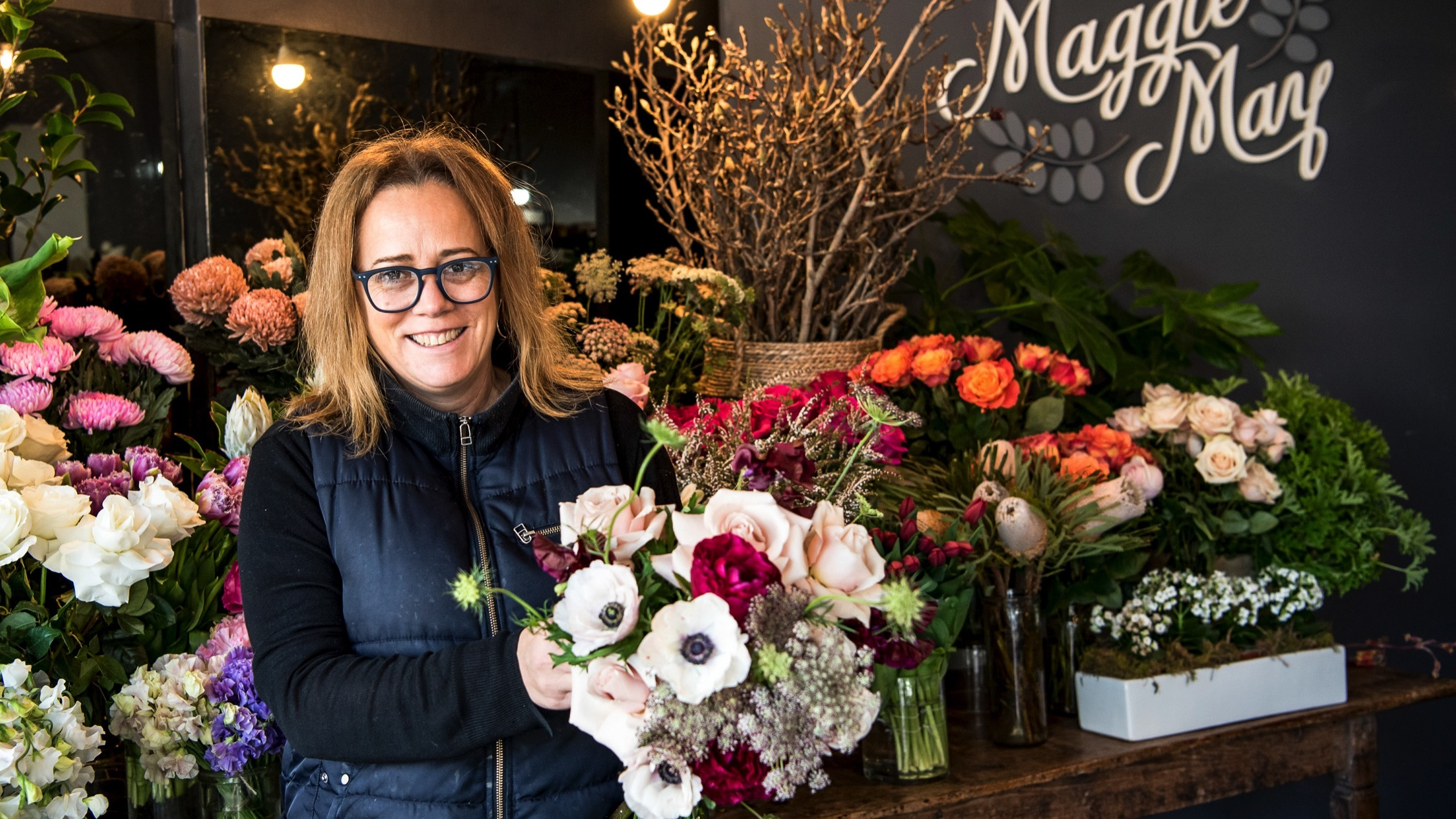 Maggie May Flowers