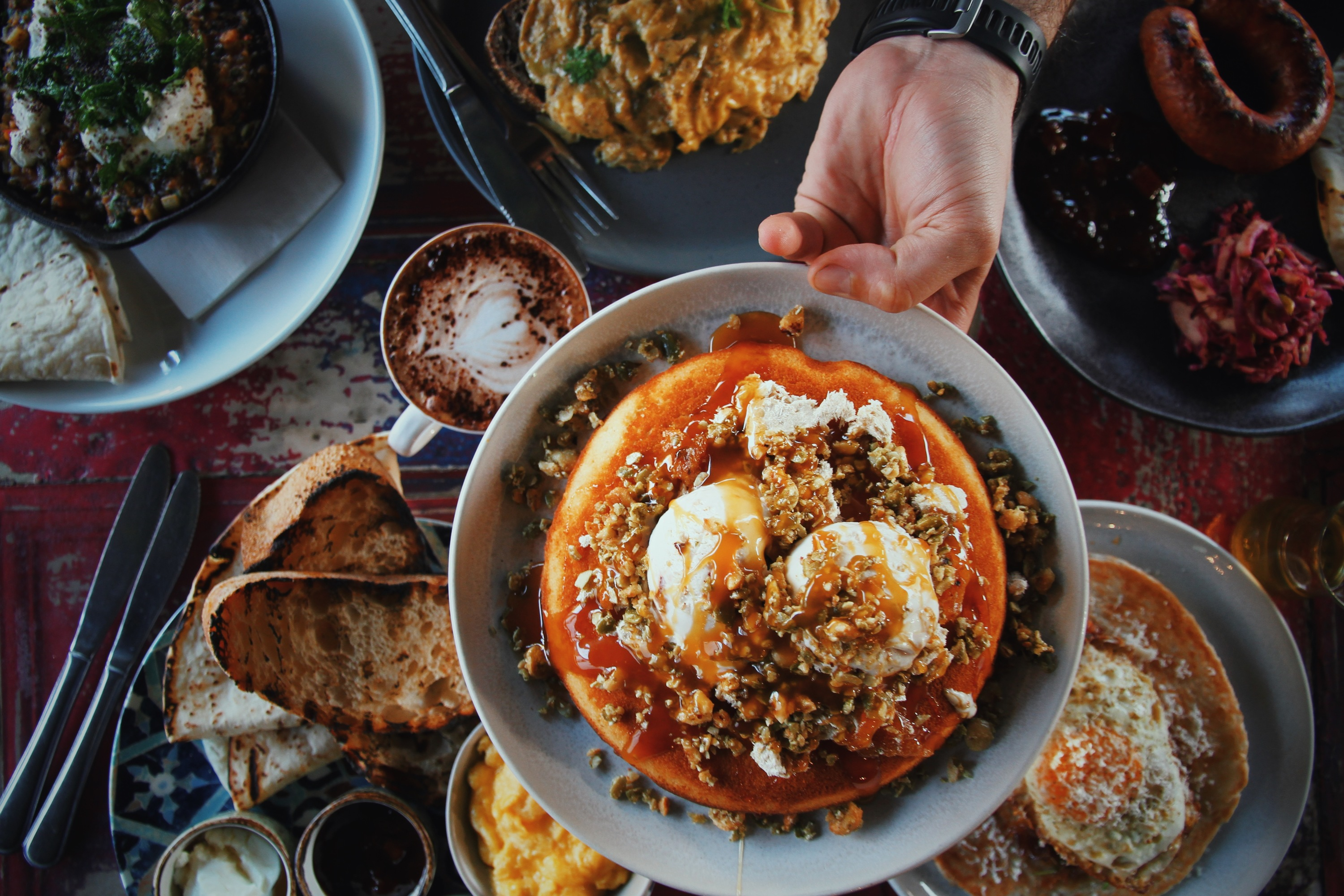 Thievery's new Middle Eastern brunch is worth getting out of bed for