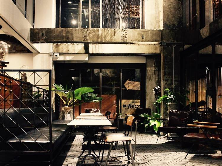 IR-ON Cafe