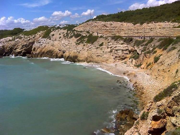 Cala Xica (Sitges)