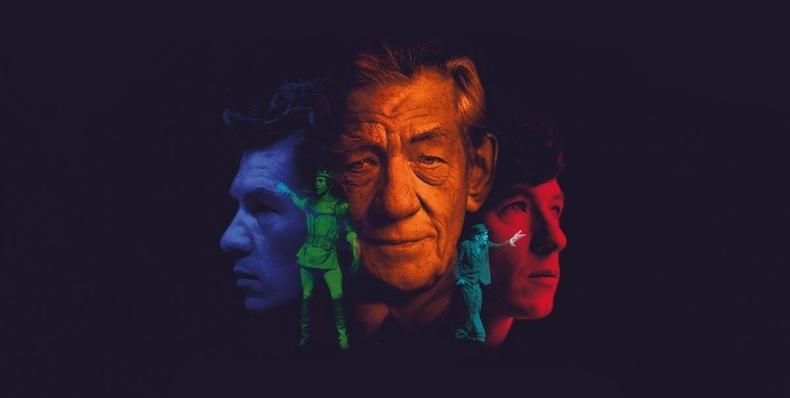 Projecció de 'McKellen: Tomando partido'