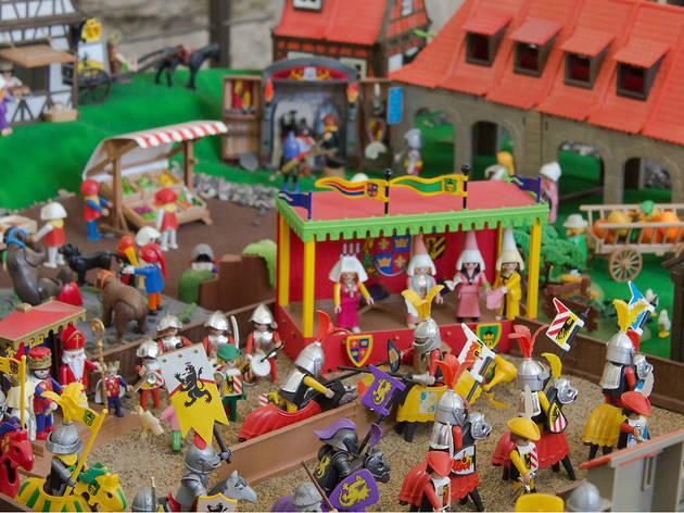 Expo Playmobil (Foto: Mattza Tobón)