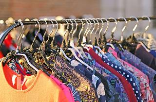 vintage rails, market, shopping