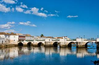Ponte Romana, Rio Gilão, Tavira