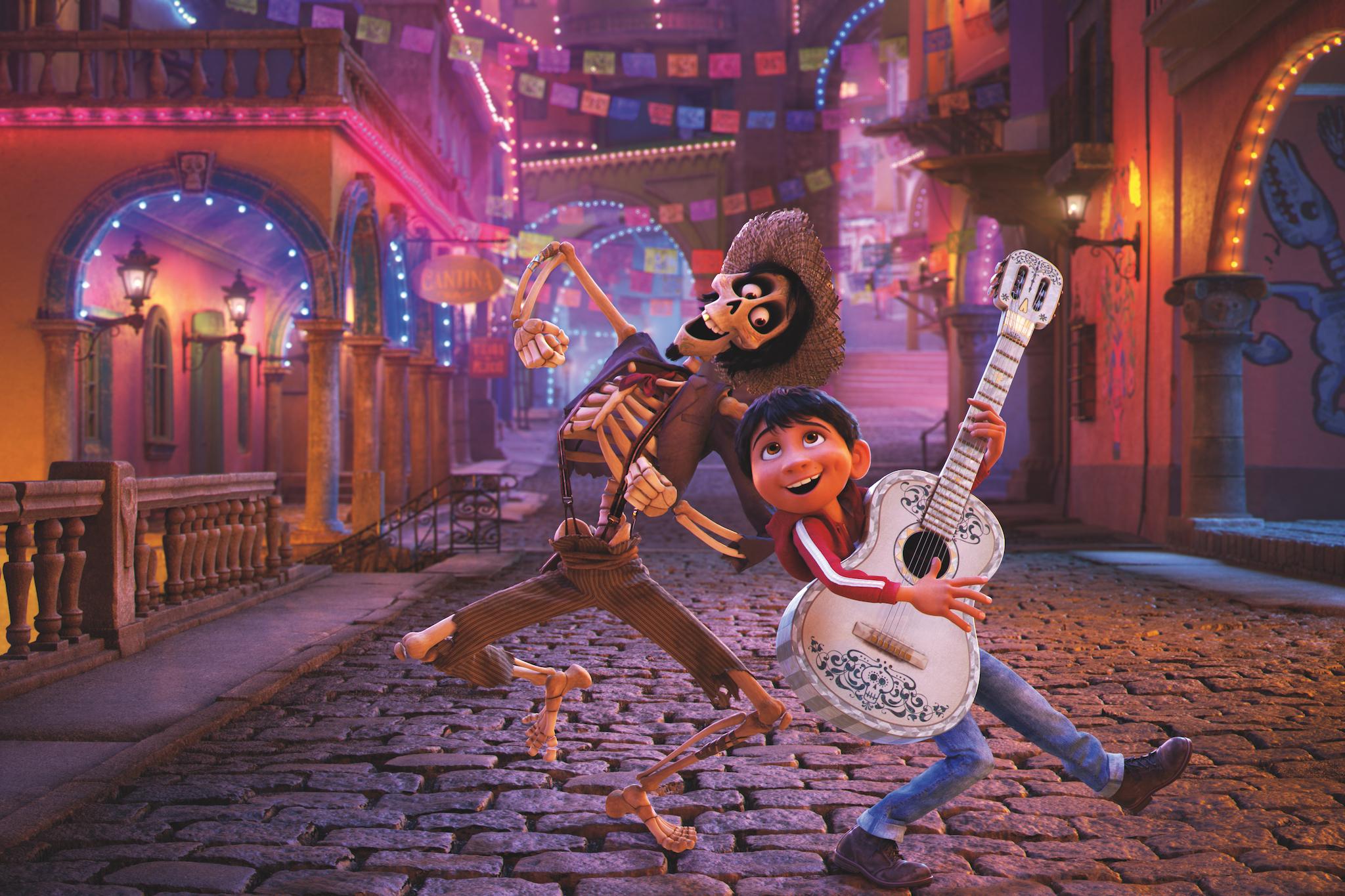 Disney Pixar Coco in Concert Live to Film