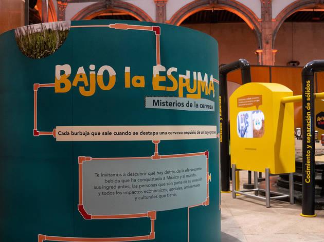 Bajo la Espuma (Foto: Alejandra Carbajal)