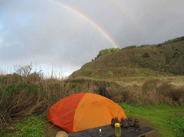 Wildcat Camp, Point Reyes National Seashore