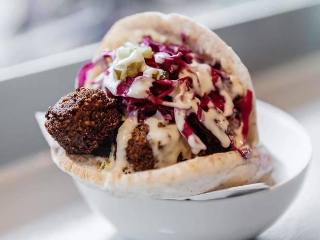 Falafel Yoni