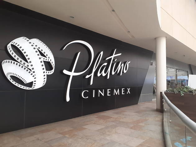 Cinemex Patio Revolución