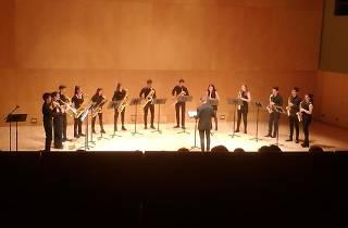 Ensemble de Saxofons del Conservatori de Terrassa