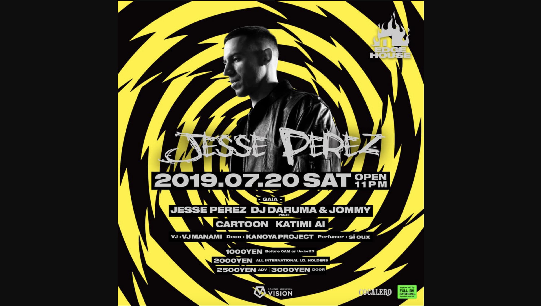 Edge House feat. Jesse Perez