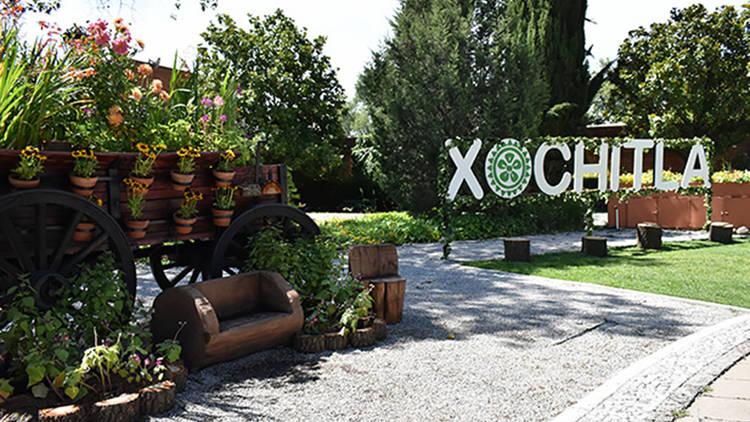La quinta edición de la Feria de las Flores en Xochitla Parque Ecológico