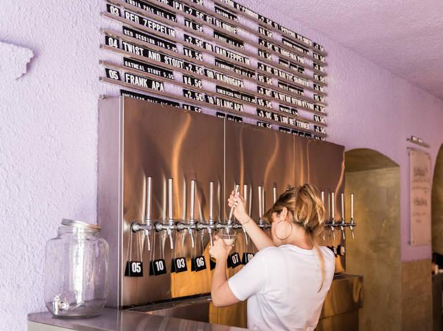Bares, Cerveja Artesanal, Musa da Bica