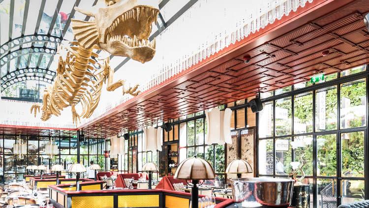 Restaurante, JNcQUOI Asia
