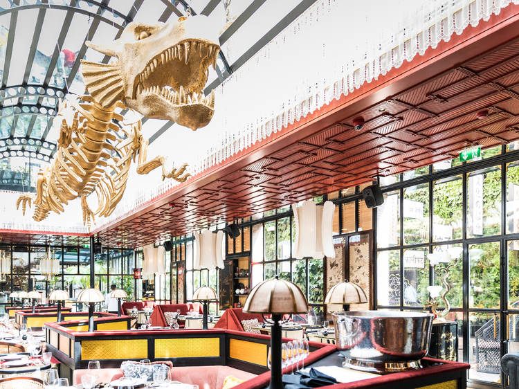 Os melhores restaurantes na Avenida da Liberdade