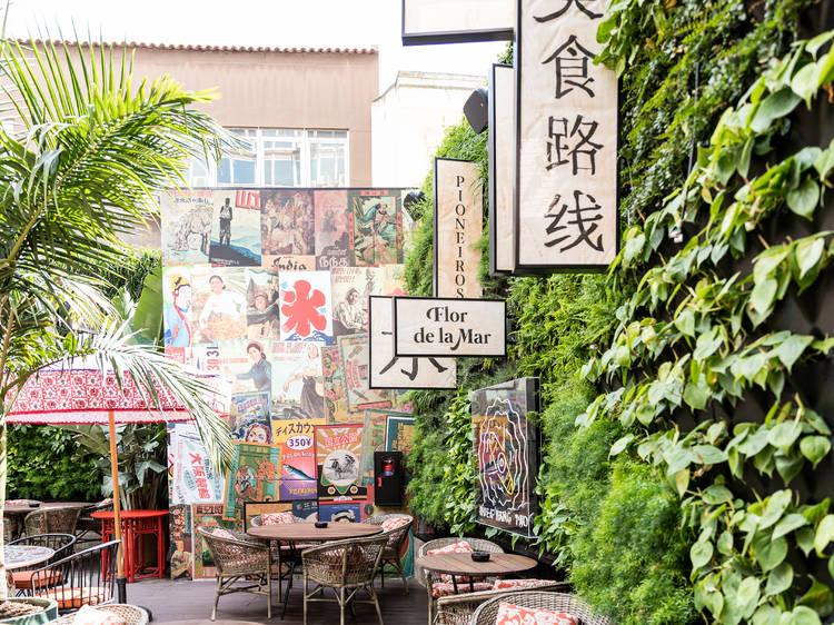 Os restaurantes mais bonitos em Lisboa