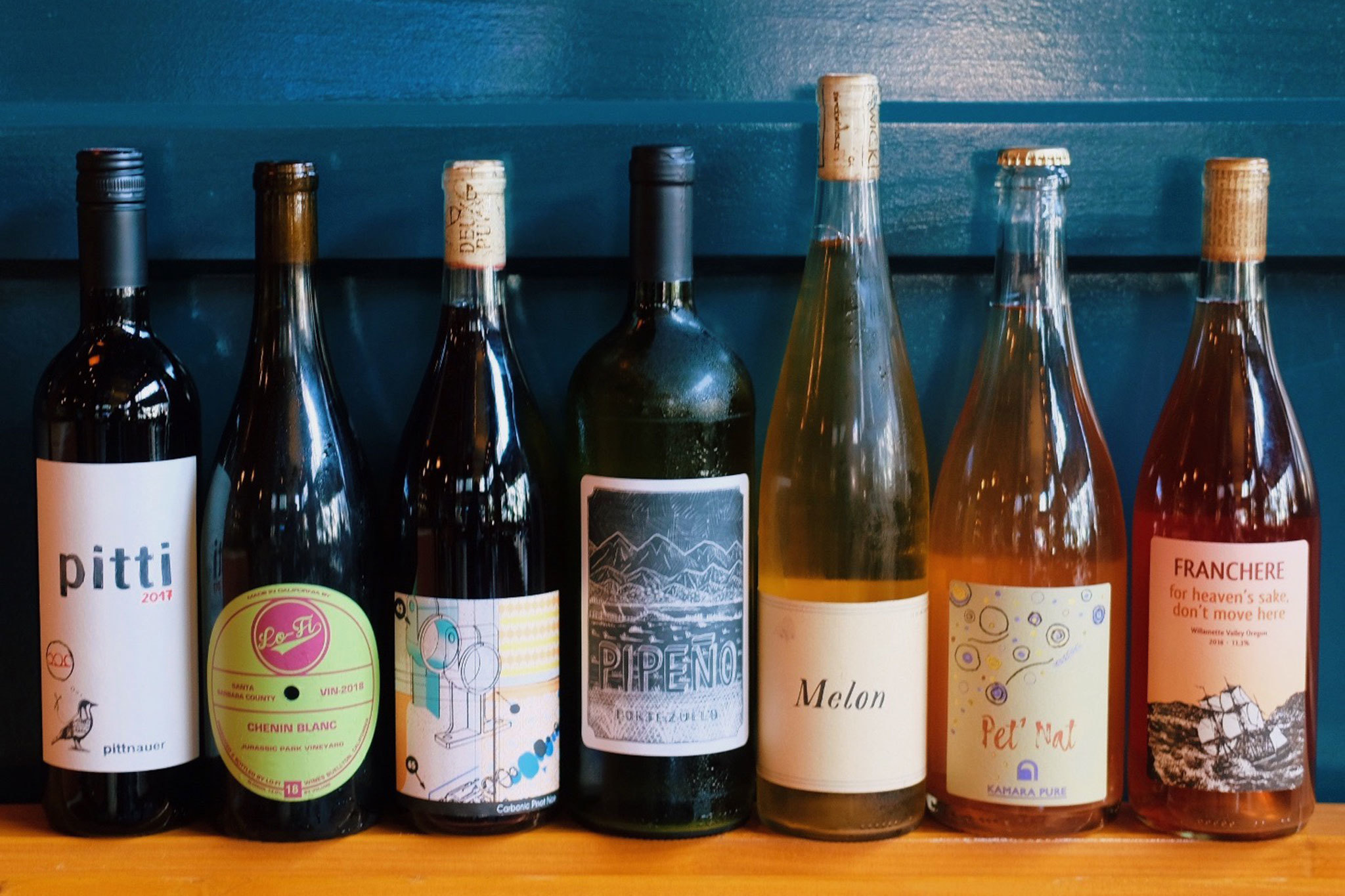 Bar Lab is opening a new natural wine bar in Downtown