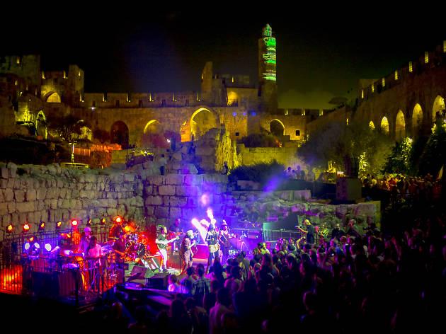 Jerusalem Season of Culture Festival