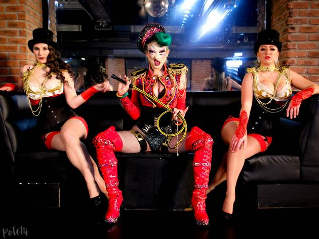 33% off 'House of Burlesque: Summer Speakeasy' at Grace Hall