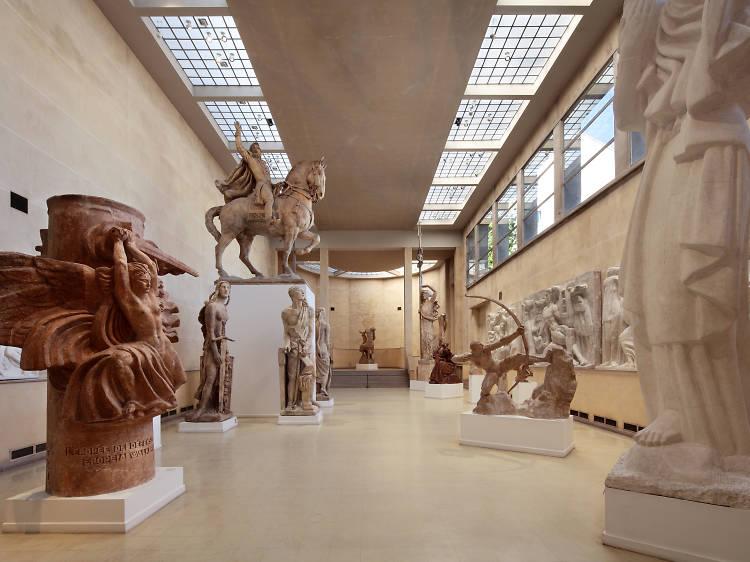 Les sculptures du musée Bourdelle
