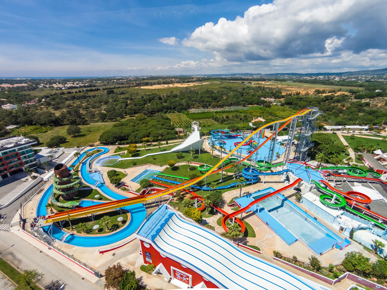parques aquáticos