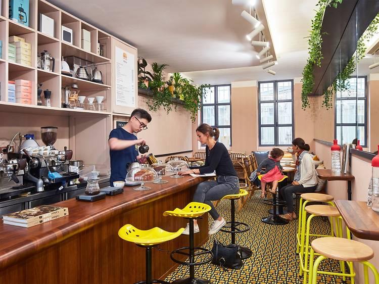 Terres de Café Batignolles
