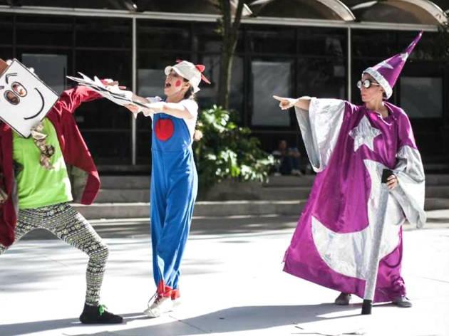 7 obras de teatro para niños que debes ver en julio en la CDMX