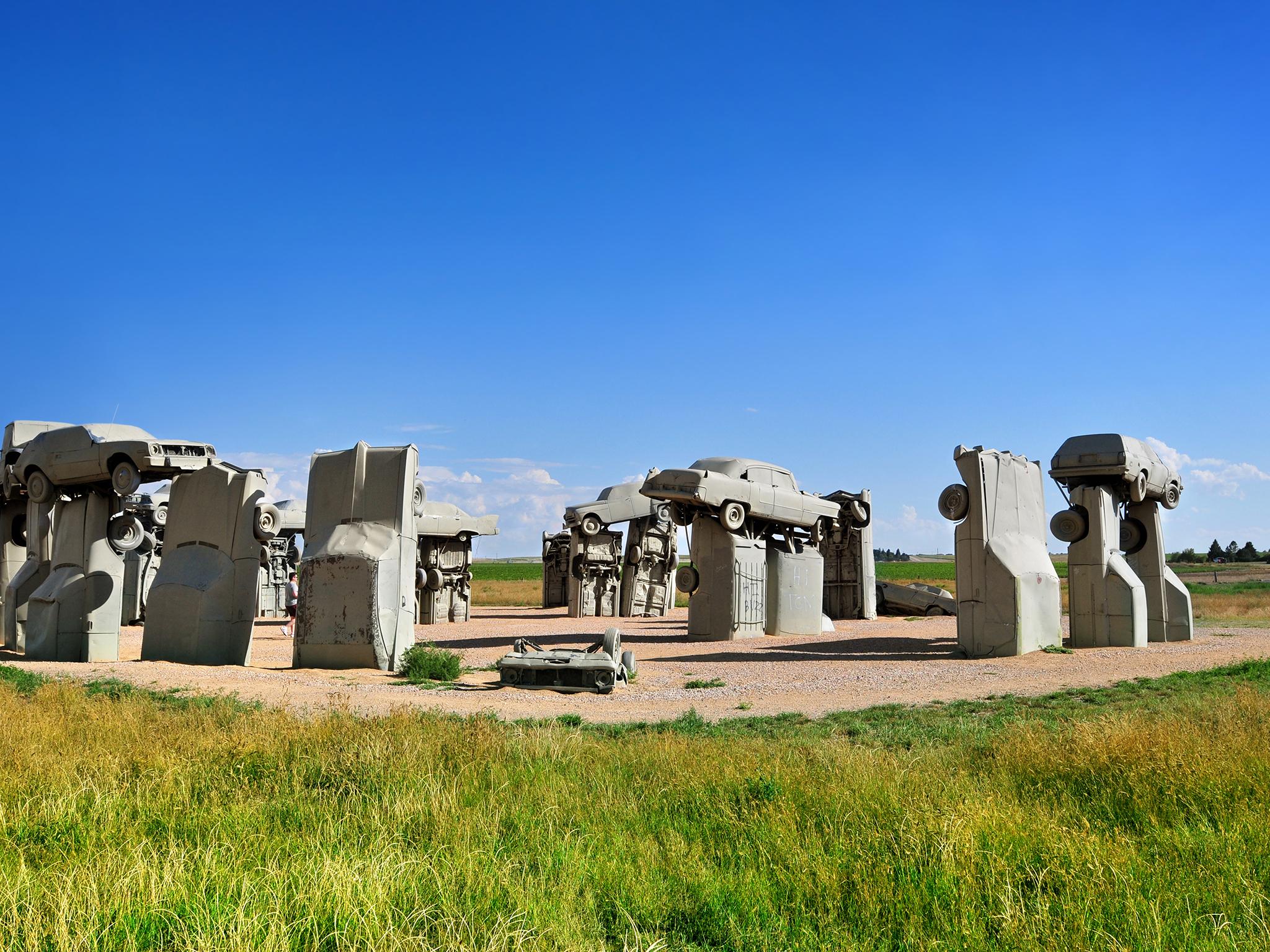 Carhenge, Nebraska