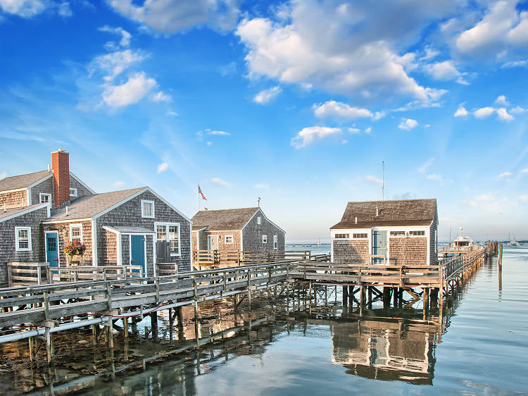 Best secluded destination: Nantucket, MA
