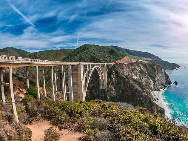 Highway 1 to Big Sur