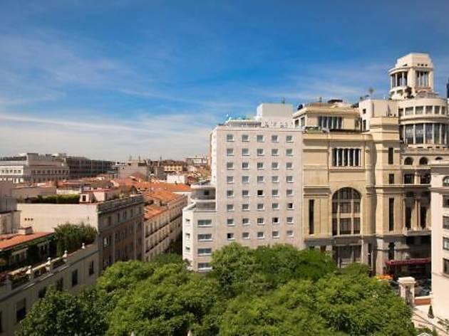 NH Collection Madrid Suecia