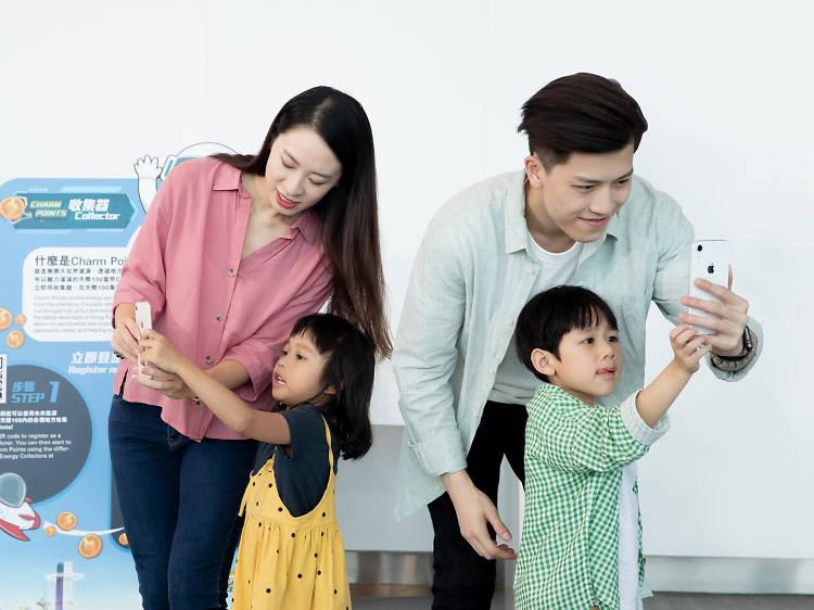 發掘香港的魅力:Charm Points 收集器