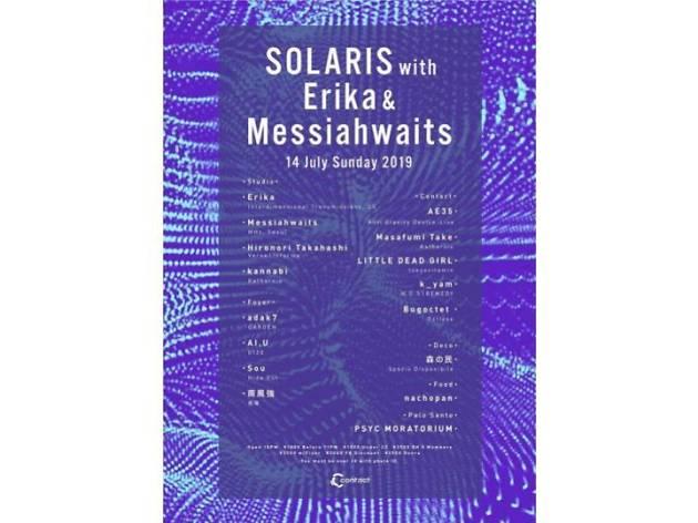 SOLARIS with Erika & Messiahwaits