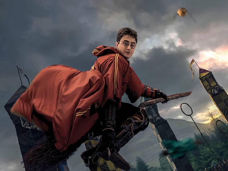 """""""Accio"""" Harry Potter: a saga toda na HBO"""